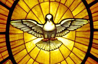 Holy Spirit by Bernini